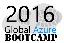 Global Azure Bootcamp 2016 - Montreal (Samedi 16 avril 2016)