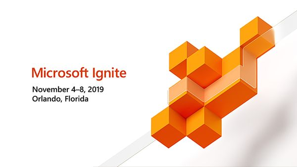 Speaking at Microsoft Ignite about our journey to the cloud